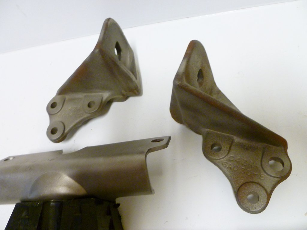 New Ford Torino >> 1965 Ford Mustang & 1965 Shelby GT-350 289 Hi-Po Motor Mounts - Mustang Car & Shelby Auto Parts ...